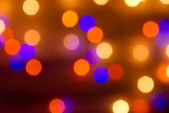 Original Bokeh Stock Image