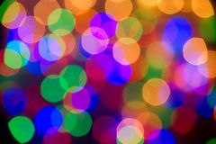 Original Bokeh Stock Photography