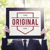 Original Brand Patent Product Trademark Graphic Concept Royalty Free Stock Photo