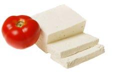 Original bulgarian cheese Royalty Free Stock Image