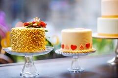 Original cakes Stock Photos