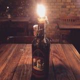 Original candle Royalty Free Stock Photo
