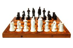 Original chess Stock Photo
