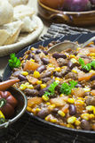 Original Chili con Carne Royalty Free Stock Images