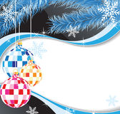 Original Christmas decorations Royalty Free Stock Photo