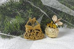 Original Christmas decorations Royalty Free Stock Photo