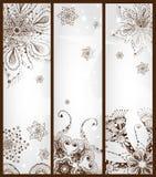 Original Christmas Tree Card. EPS 10. Original Christmas Tree Card. Beautiful vector illustration, detailed elaboration Royalty Free Illustration