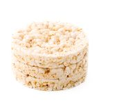 Original or Classic Rice Cakes Royalty Free Stock Image