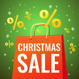 Original concept poster discount sale. Royalty Free Stock Photo