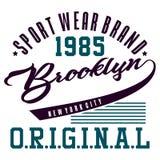 Original de Brooklyn Images stock