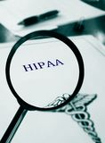 Original de HIPAA Fotografia de Stock