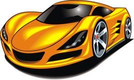 Original design car Royalty Free Stock Images