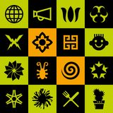 Original Design Elements Royalty Free Stock Images