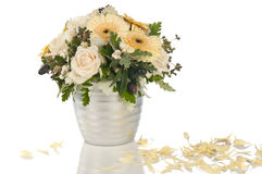 Original design flower bouquet Stock Image
