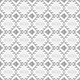 Original drawing tribal doddle rhombus Stock Photography