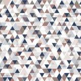Original et fond très beau des triangles avec la couleur rose, grise, bleue et blanche illustration stock