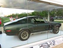 Original Ford Mustang Fastback Bullitt Car Stock Photo