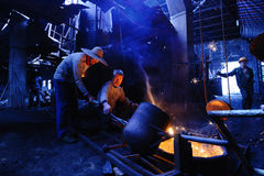 The original foundry Stock Photos