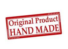 Original- gjord produkthand - stock illustrationer