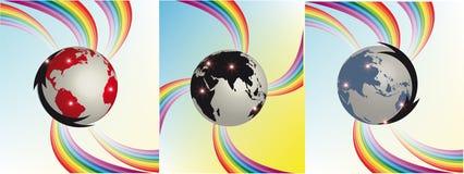 Original globe Royalty Free Stock Photo