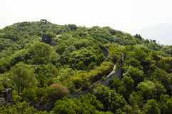 Original Great Wall of China Stock Image