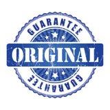 Original  Guarantee Stamp. Royalty Free Stock Image