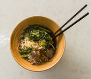 Original Guilin noodles recipe Stock Photo