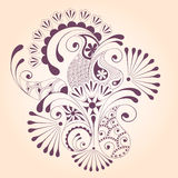 Mendi design Stock Image