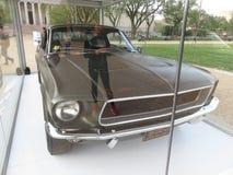 Original Hollywood Movie Ford Mustang Fastback Bullitt Car Stock Images