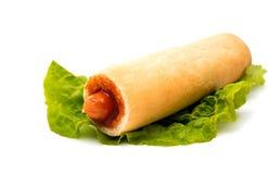 Original hot dog. Stock Photos
