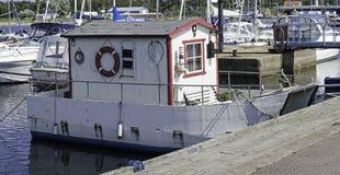 House boat royalty free stock photo