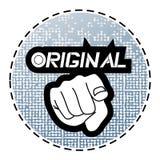 Original icon Stock Photos
