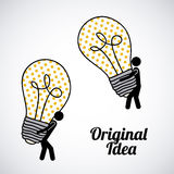 Original idea Stock Images