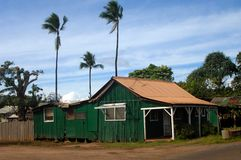 Original Island Homes Royalty Free Stock Photography