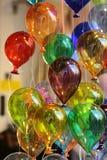 Original murano glass balloons Royalty Free Stock Photo