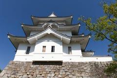 The original Ninja castle of Iga Ueno Stock Images
