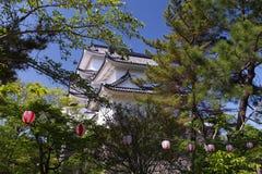 The original Ninja castle of Iga Ueno Royalty Free Stock Photography