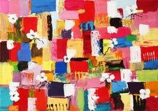 Free Original Oil Painting Stock Photo - 32813350