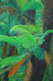 Original oil painting on canvas for giclee Royalty Free Stock Photography