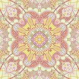 Original paisley seamless pattern Stock Photography
