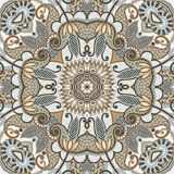 Original paisley seamless pattern Stock Photo
