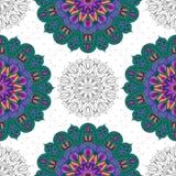 Original Pattern Of Mandala4 Stock Photos