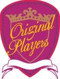 Original players Royalty Free Stock Image