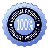 Original product icon Stock Photography