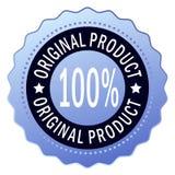 Original product icon. Isolated on white background Stock Photography