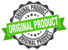 Original product stamp. Sign. seal Stock Photos