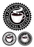 Original Recipe Seal Royalty Free Stock Photos