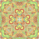 Original retro paisley seamless pattern Royalty Free Stock Images