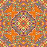 Original retro paisley seamless pattern Stock Photo
