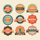 Original seals Royalty Free Stock Image
